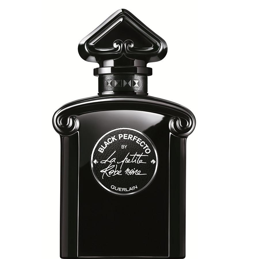 Guerlain Black Perfecto La Petite Robe Noire 50 ml & 4 gratis Proben