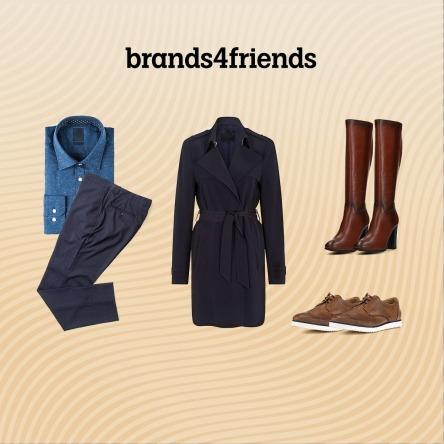 Brands4Friends.at - 10% Rabatt auf bereits reduzierte Ware