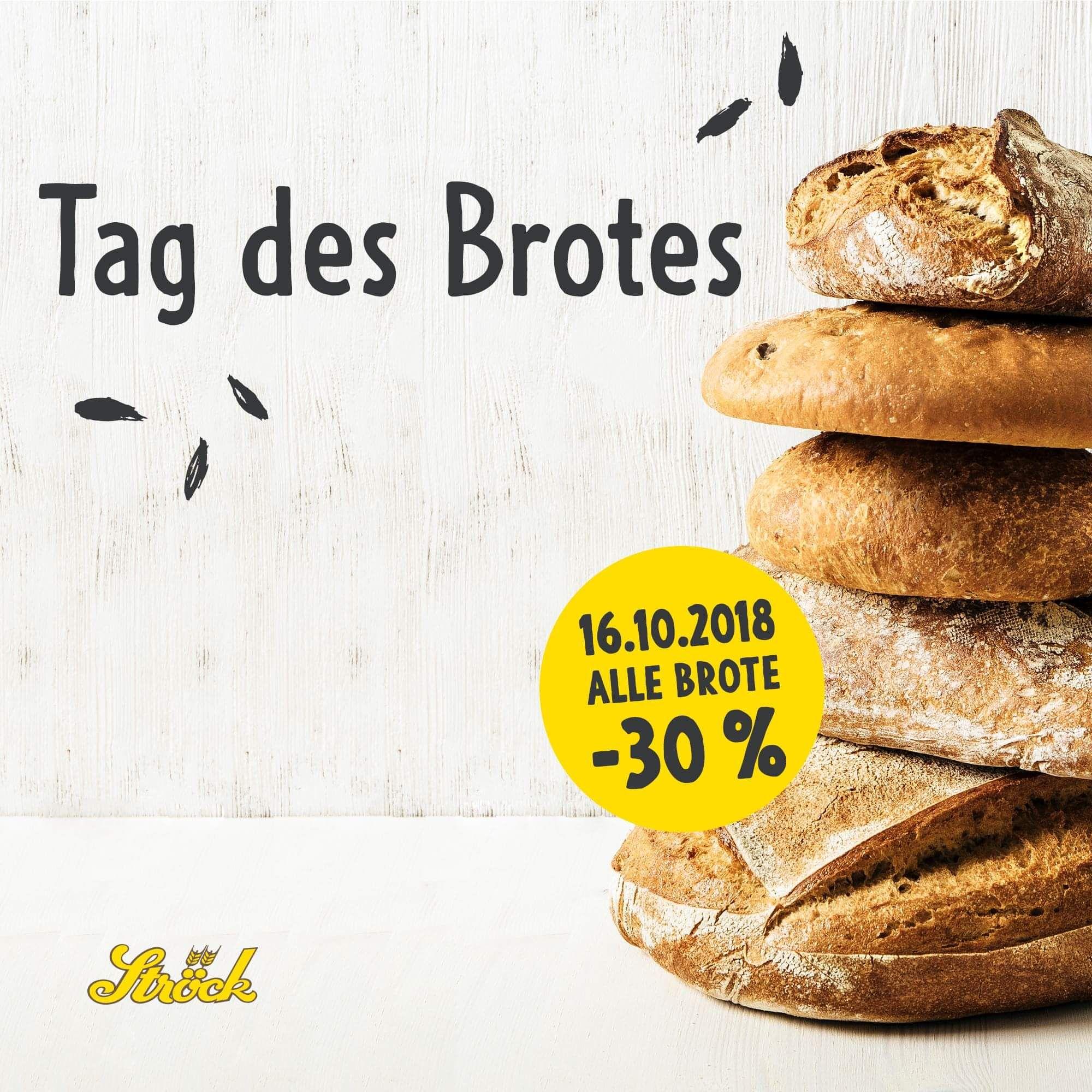 Ströck: -30% auf alle Brote