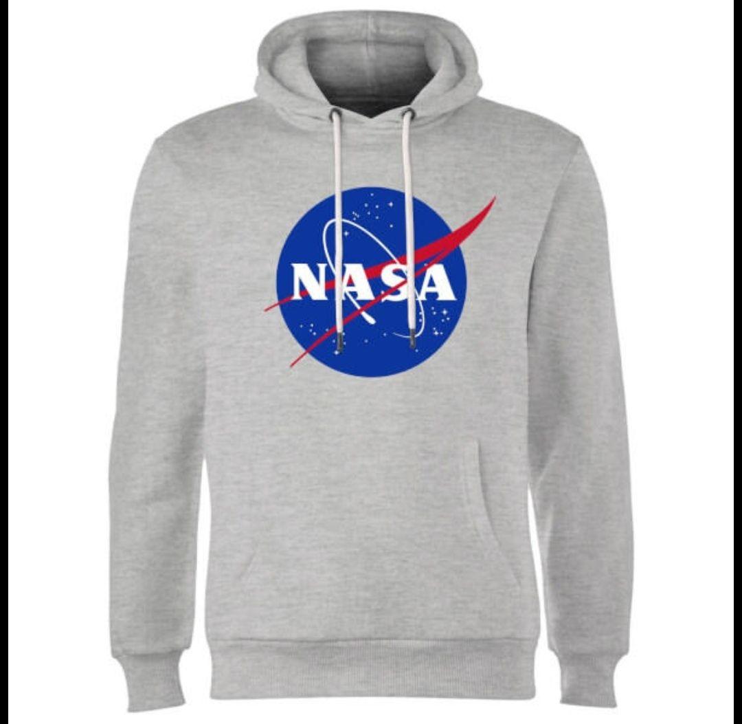 Nasa Original Logo Hoodies inkl. gratis Versand in drei Farben Gr. S - XXL