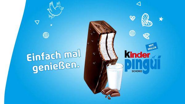 ab Donnerstag: 4x 30g Kinder Pingui - 0,47€ - 2x einlösbar (0,97€ bei Penny- 0,50€ Cashback bei Marktguru) | Cashback bereits aktiv