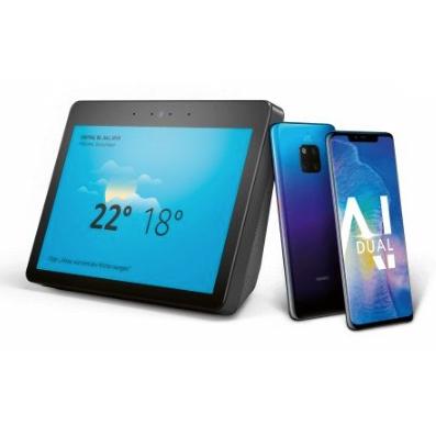 Huawei Mate20 Pro vorbestellen und Echo Show GRATIS dazu