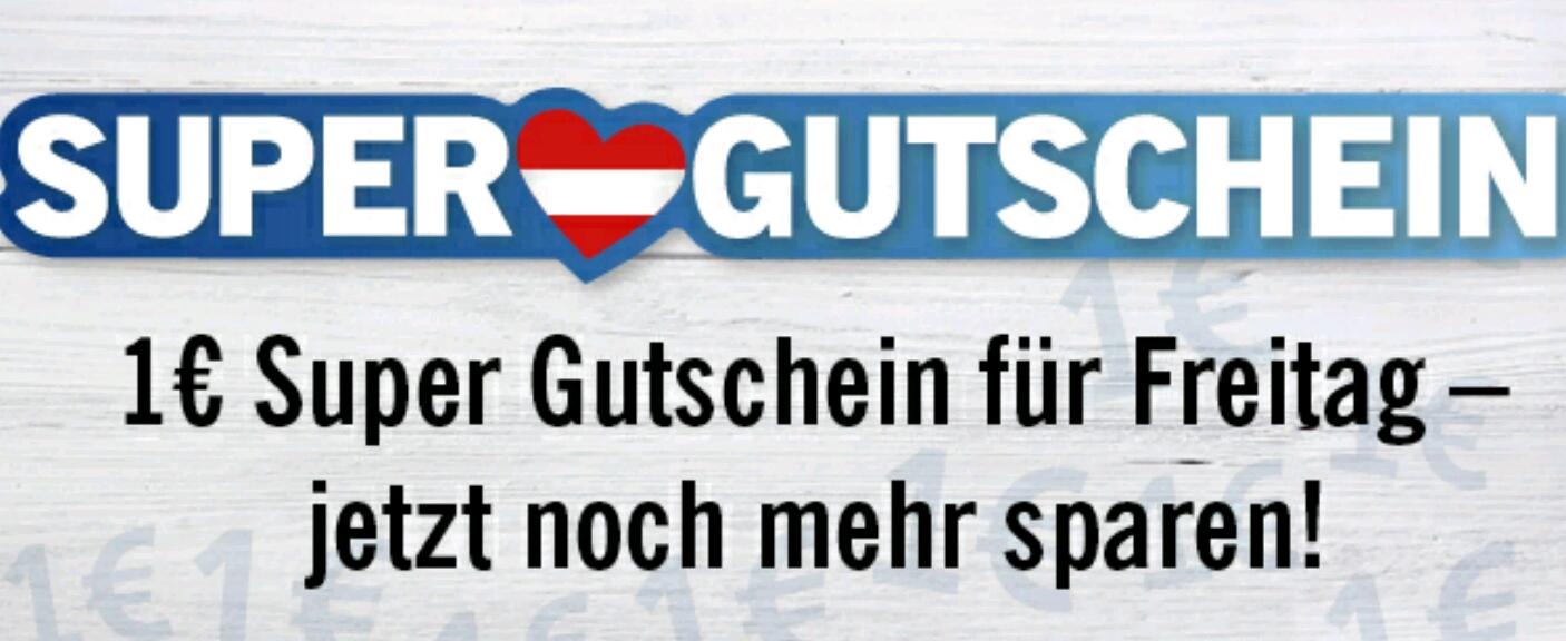 [Lidl] 1€ Rabatt Gutschein am Freitag (App)