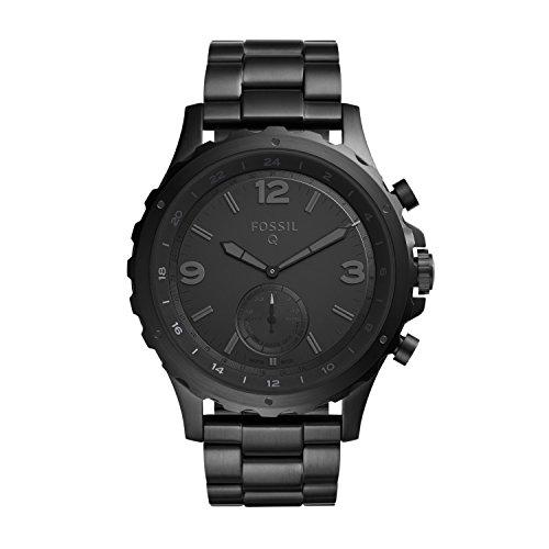 Amazon: Fossil Herren Hybrid Smartwatch Q Nate