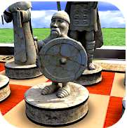 Google Playstore: Warrior Chess, gratis statt 2,29€