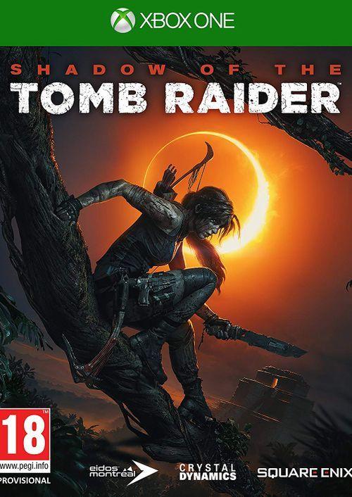 [cdkeys.com] Shadow of the Tomb Raider (Xbox One)