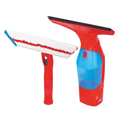 Amazon.de: Vileda Windomatic Fenstersauger mit Spray Einwascher um 30,24€