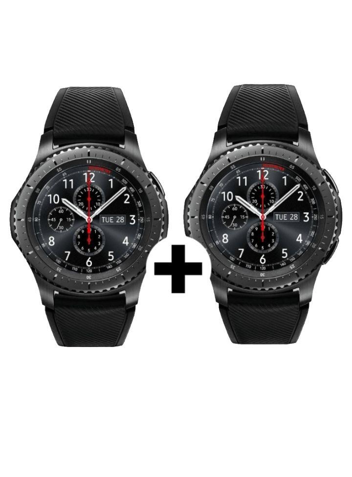 2 Stück SAMSUNG Smartwatch Gear S3 Frontier