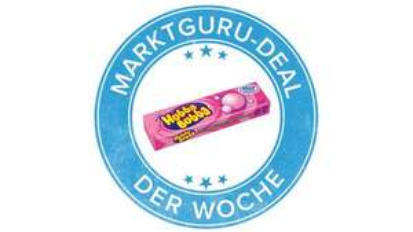 Hubba Bubba Cashback - 1x € 0,40  - Marktguru.at