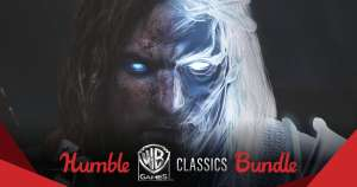 [Humble Bundle] WB Games Classics