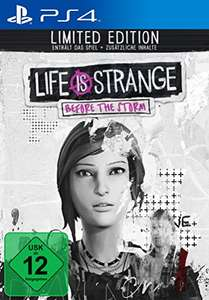 Life is Strange Before the Storm Limited Edition (PlayStation 4) für 15,99€
