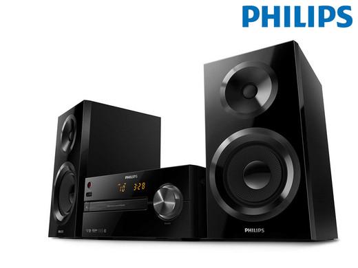 Philips BTM2560/12 Stereoanlage mit Bluetooth für 78,90€
