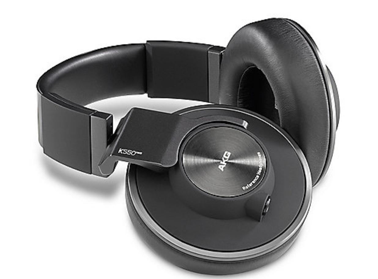 AKG K550 MKIII Referenz Over-Ear Kopfhörer schwarz für 99€