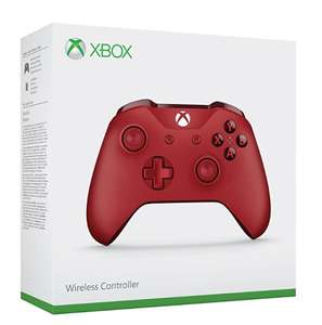Xbox One S Wireless Controller (rot)