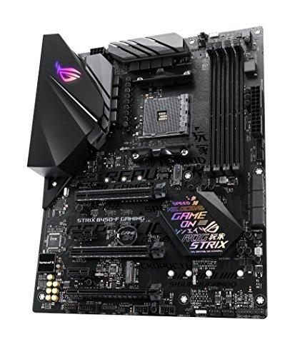 Amazon.de: Asus ROG Strix B450-F Gaming Mainboard, Sockel AM4, um 111,94€