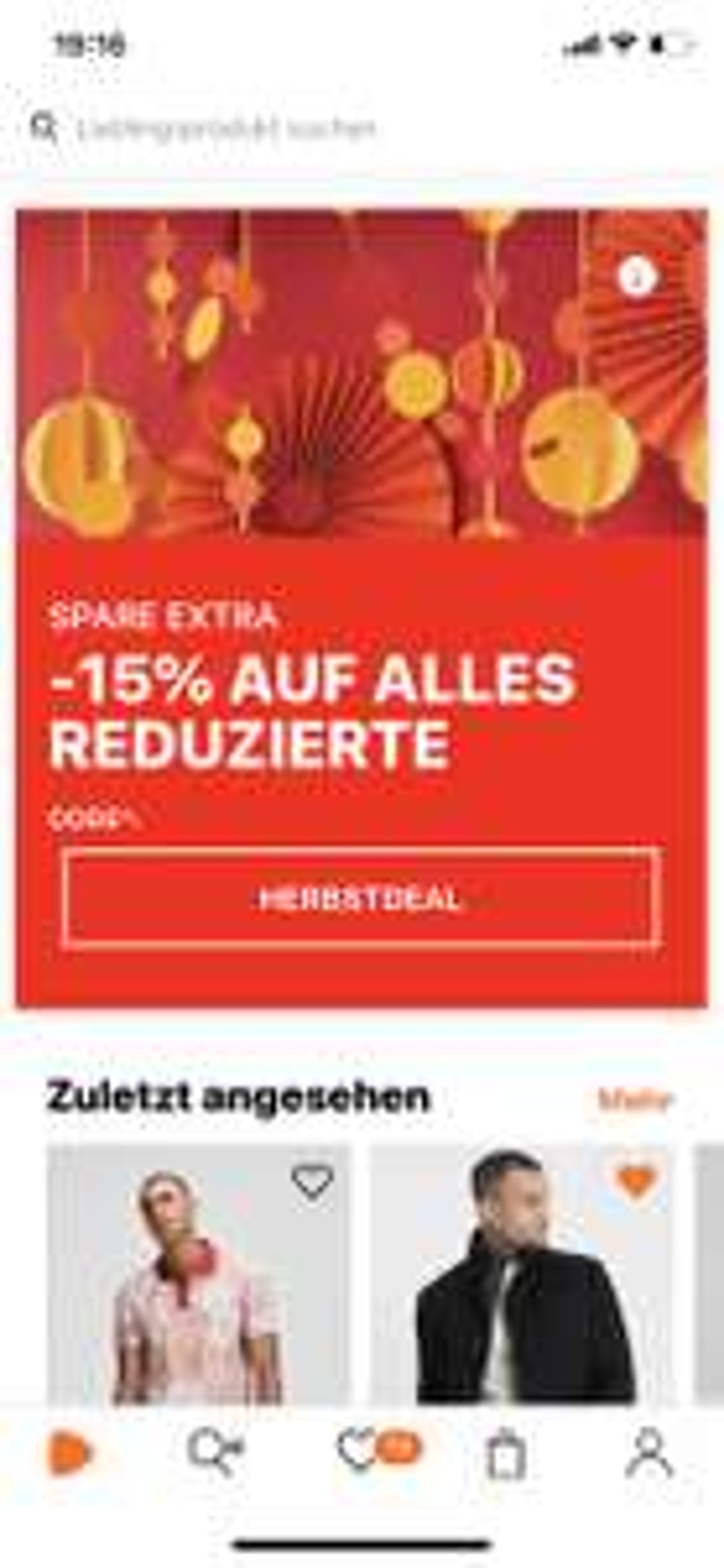 Zalando 15% zusätzlich auf SALE