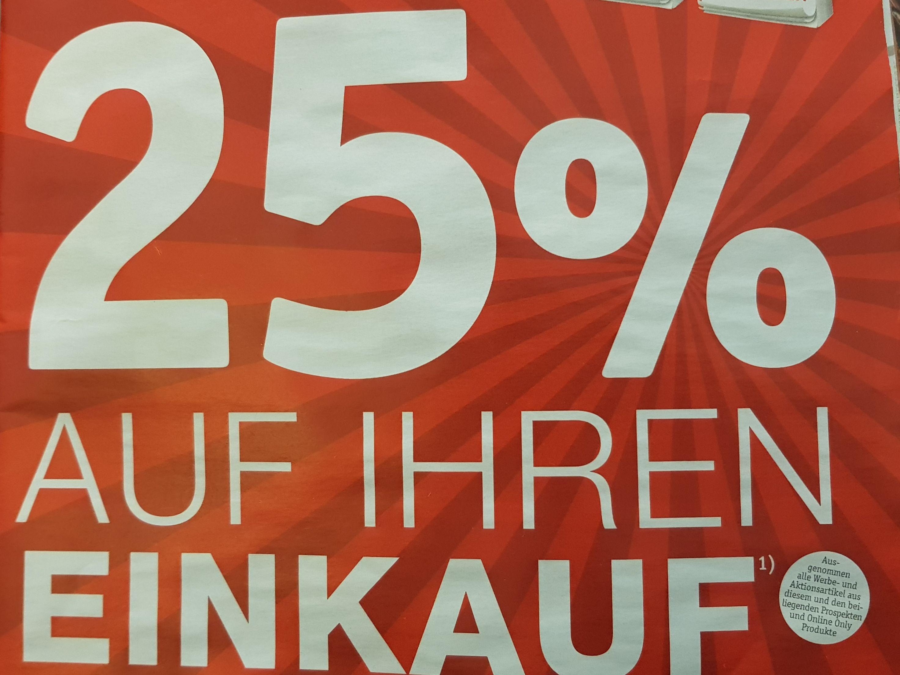 XXX Lutz -25% auf fast ALLES