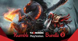 Humble THQ Nordic PlayStation Bundle 2 - bis zu 11 PS4 Games ab 0,88€