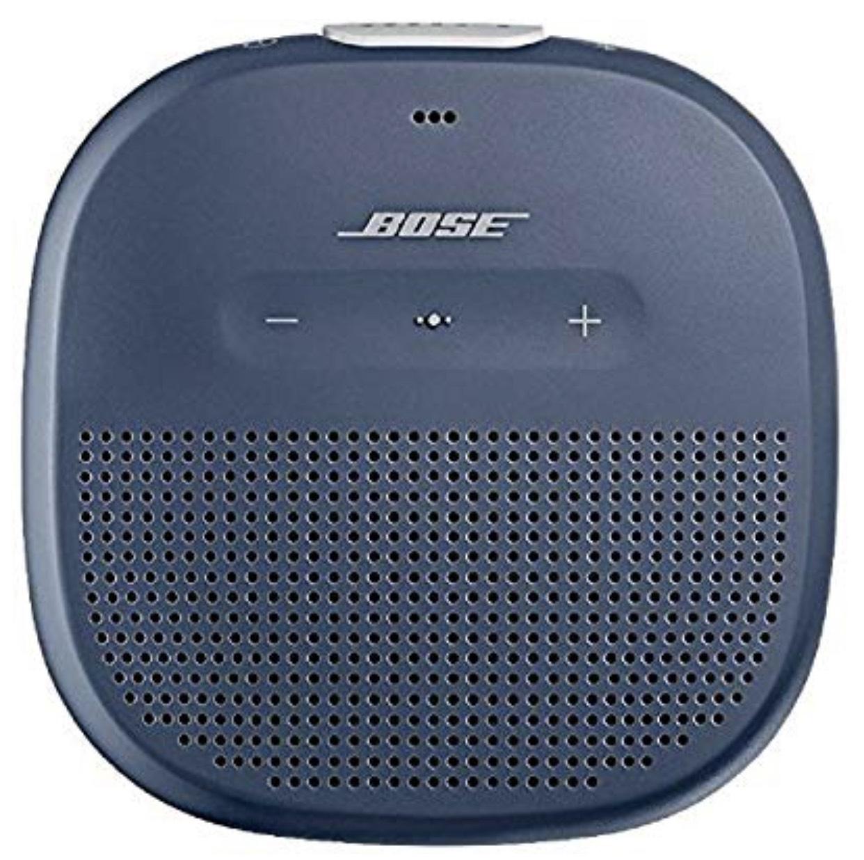 Bose SoundLink Micro Bluetooth-Lautsprecher dunkelblau für 70,58€