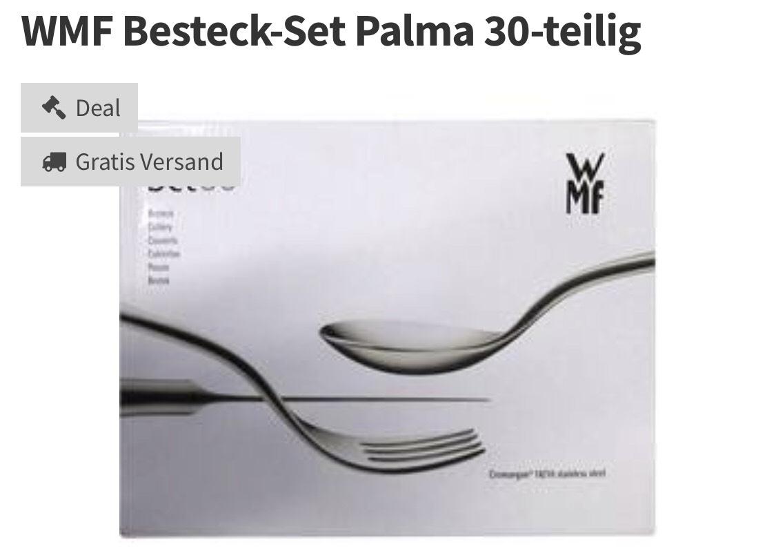 [getgoods] WMF Besteck-Set Palma 30-teilig (-63% + Kostenloser Versand)