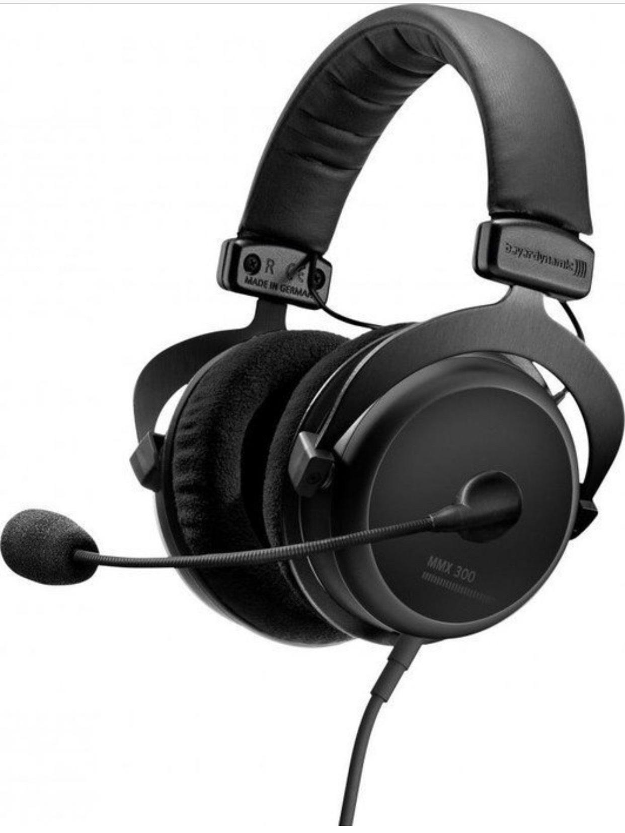 BEYERDYNAMIC Gaming-Kopfhörer MMX 300 (2. Generation) für 199,99€