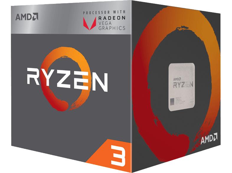 AMD Ryzen 3 2200G zum Bestpreis und andere PC-Schnäppchen inkl. Komplett-Pc Vorschlag für 317,93 € (Danke an @trueble)