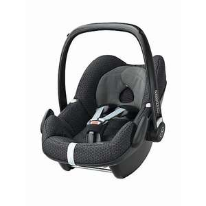 "Toys r us: Babyschale Maxi Cosi Pebble (Bezug ""Black Crystal"")"