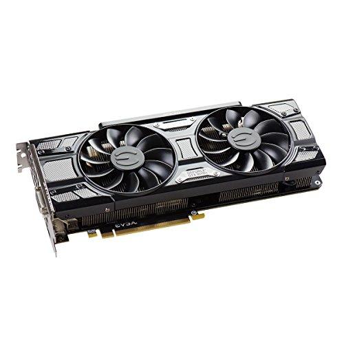 Amazon.fr: EVGA GeForce GTX 1070 Ti SC Gaming, 8GB, um 381,94€