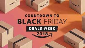 """(Save the Date) Amazon """"Cyber Monday"""" Woche & """"Black Friday"""" + US Angebote Leak"""