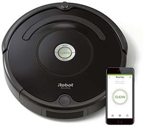 Amazon Warehouse Deals: IRobot Roomba 671 Saugroboter für 164,56€ (Zustand: Sehr gut)