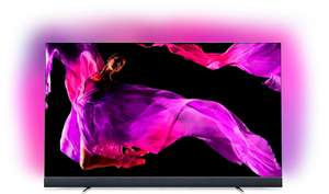 Philips 55OLED903/12 OLED-Fernseher (55 Zoll, 4K Ultra HD, Smart-TV, Bowers & Wilkins Sound