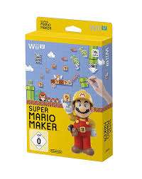 GameStop.at: Super Mario Maker - Artbook Edition (Wii U)