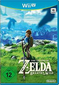 GameStop.at: The Legend of Zelda: Breath of the Wild (Wii U)
