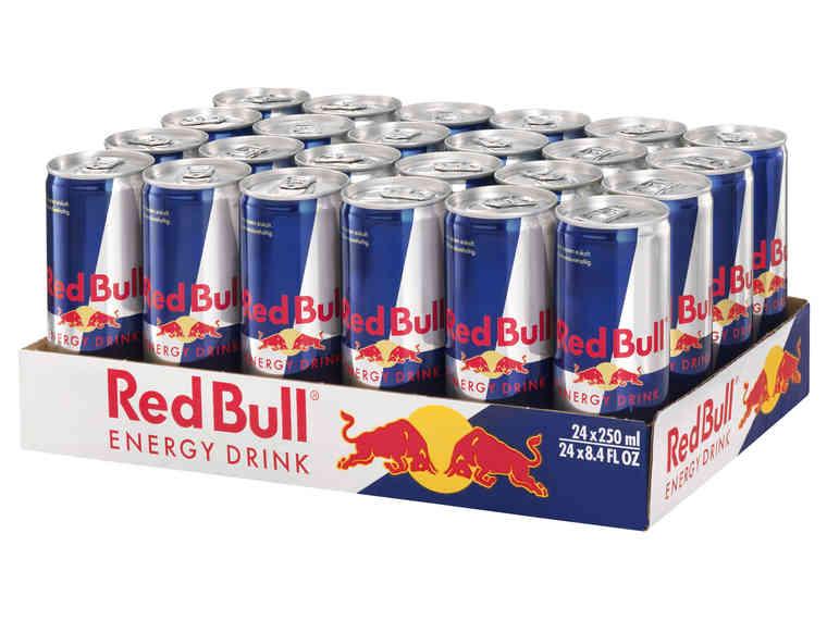 [Lidl] Redbull 250 ml ab 24 Stk für 0,99€