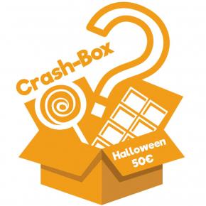 [DIABETES Preisjäger] Halloween Crash Box - Warenwert mind. 50€, Winterspeck garantiert!