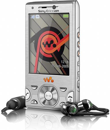 Slidehandy Sony Ericsson W995 für 175€ - 67€ Ersparnis