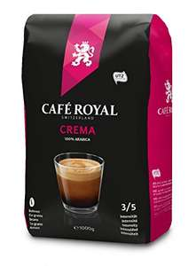 Café Royal Crema Bohnenkaffee 1kg, 1er Pack