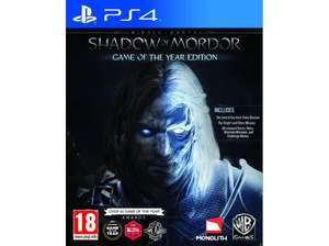 [Saturn.at] [PS4/XBONE] Mittelerde: Mordors Schatten - Game of the Year Edition