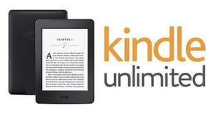 Amazon: 3 Monate Kindle Unlimited für € 1,99
