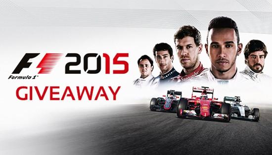 Gamesessions - GRATIS  F1 2015(PC)
