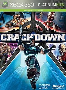 Crackdown (XBOX) - Gratis