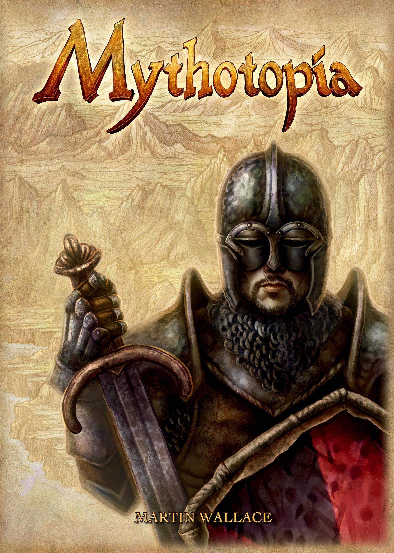 [Weltbild] Mythotopia Brettspiel