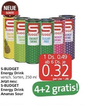 S-Budget Energy