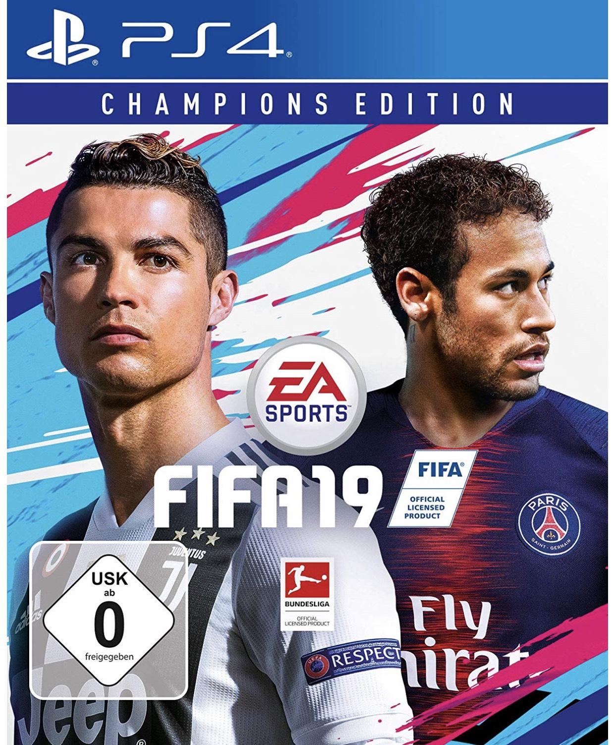 FIFA 19 - Champions Edition (PS4) für 49,42€