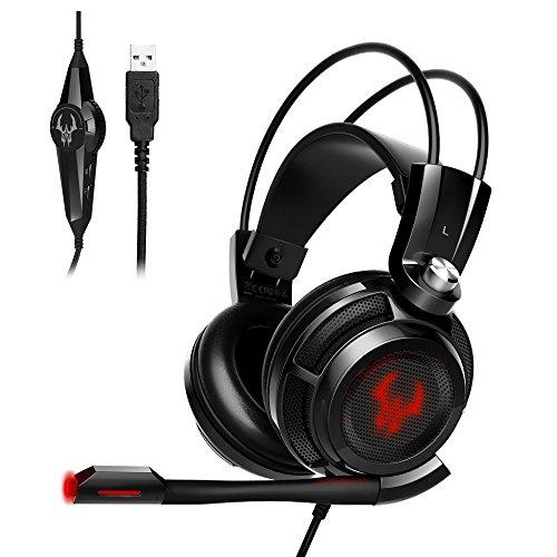 EasyAcc G1 Gaming Headset - Blitzangebot Amazon
