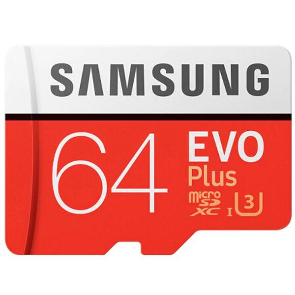 """Samsung microSDXC """"EVO Plus"""" (64GB, UHS-I U3)"""
