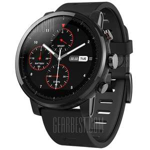 [Gearbest] Xiaomi Amazfit Stratos / Pace 2 Smartwatch Global Version