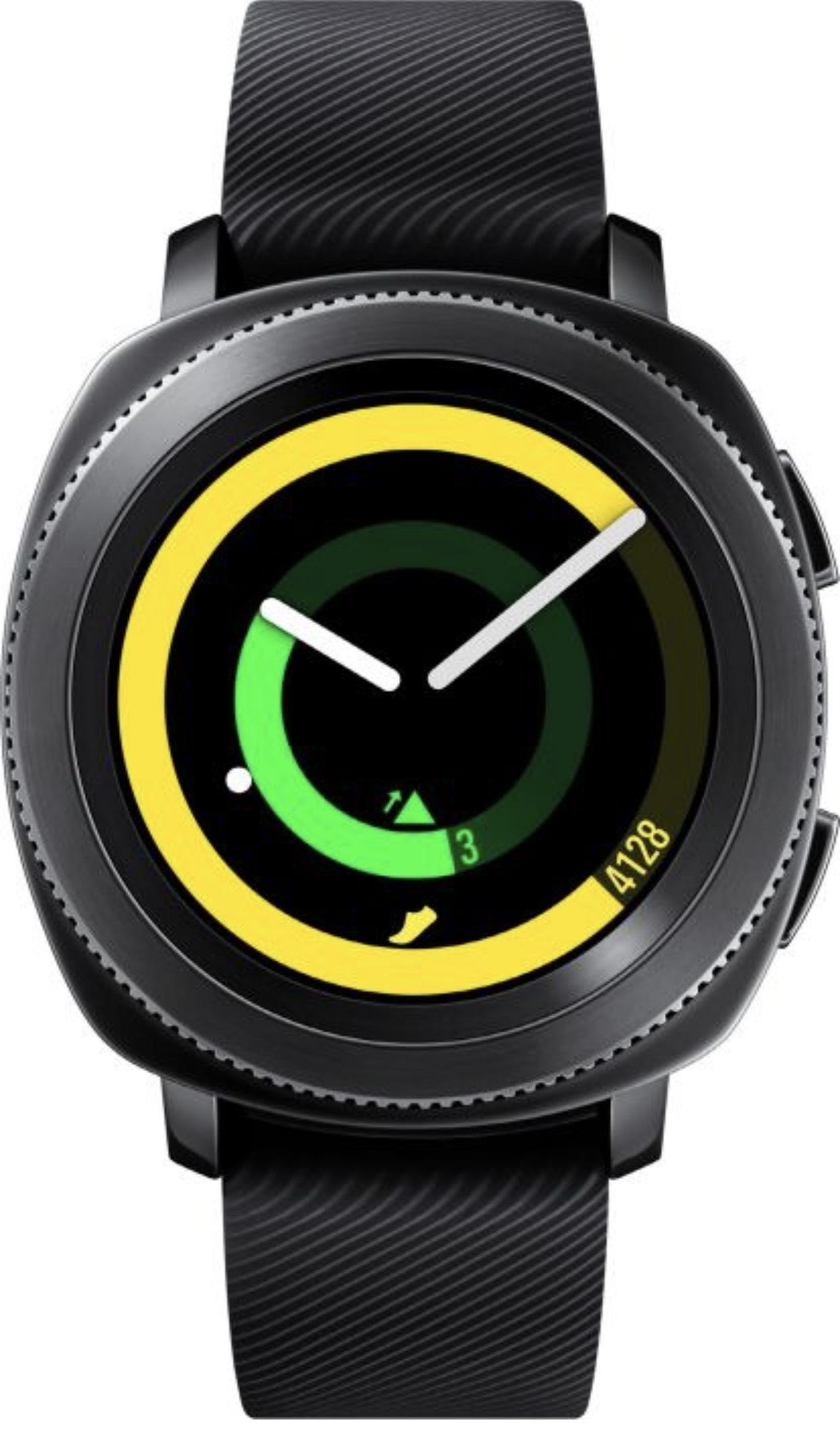 Samsung Gear Sport R600 schwarz für 140,17