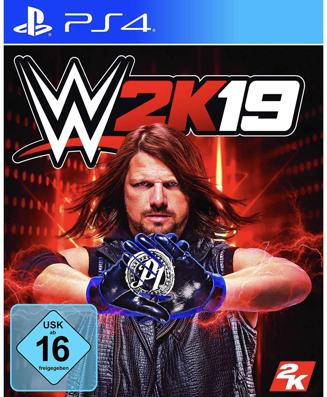 Wwe 2k19 (PS4& Xbox One) für 27,23€