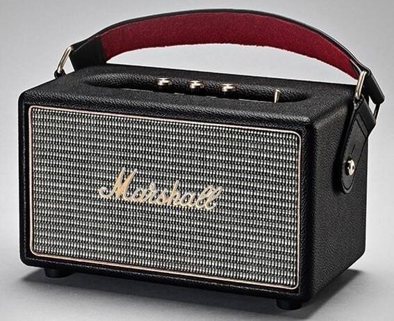 Marshall Kilburn schwarz Bluetooth Lautsprecher ( Amazon )